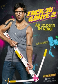Cover of Fack Ju Göhte 2