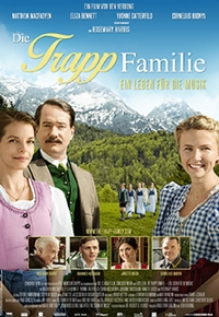 Cover of Die Trapp Familie